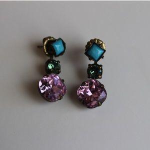 Sorelli earrings. Worn once!